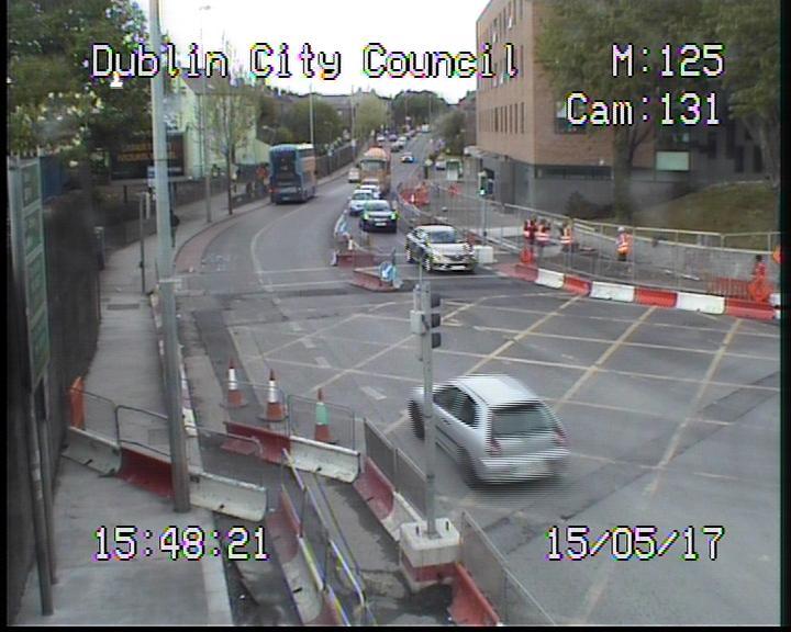 Dublin, Constitution hill Live Cam, Ireland