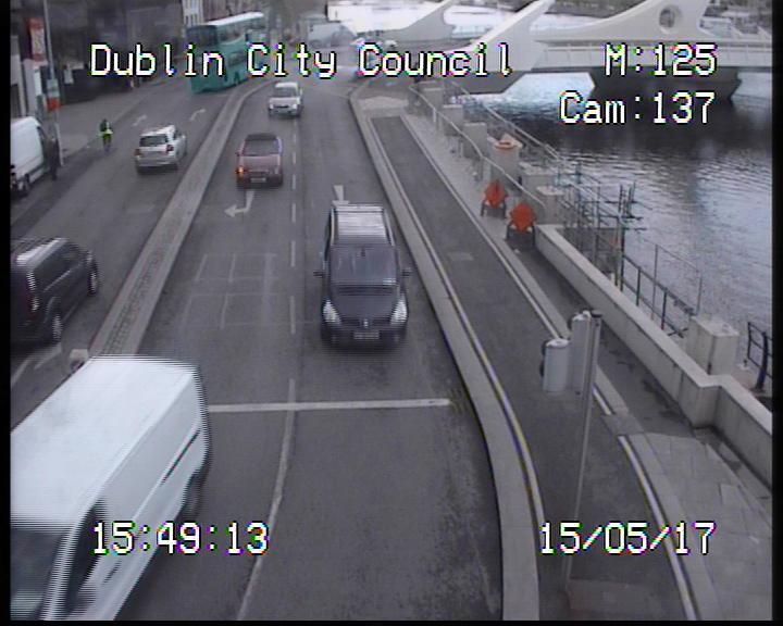 Dublin City Council | Traffic Cameras |