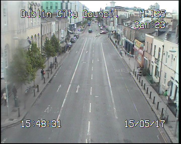 Dublin, Pearse street Live Cam Ireland