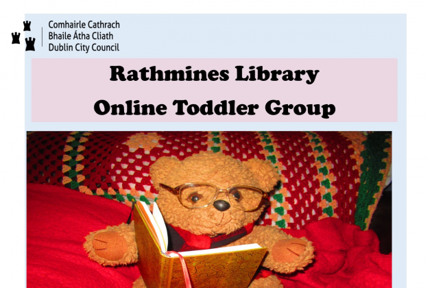 Rathmines Library Online Toddler Group