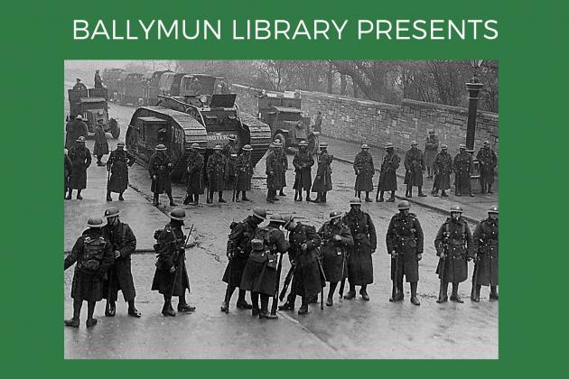 Lunchtime Seminar: The Irish Revolution 1916-1923