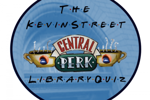 Kevin St Library Friends quiz