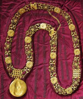 Image of Lord Mayors Chain