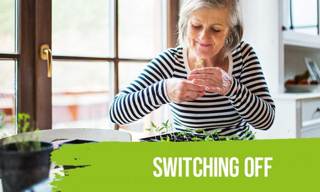 Switching off campaign image